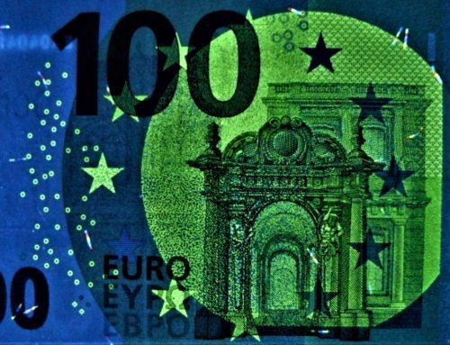 UV licht-100 Euro-2eGen