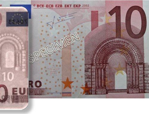 Watermerk-10 Euro-1eGen
